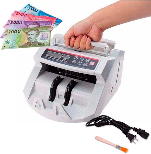 maquina contadora billetes, detecta falsos, envio gratis