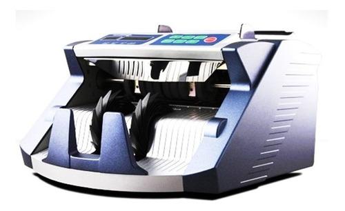 maquina contadora de billetes accubanker detector billetes