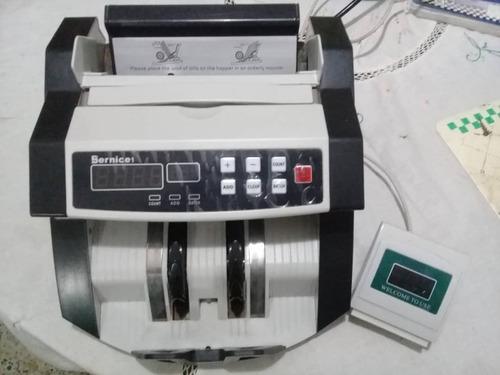 maquina contadora de billetes marca sernice
