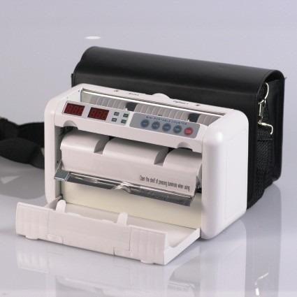 maquina contadora de billetes portatil