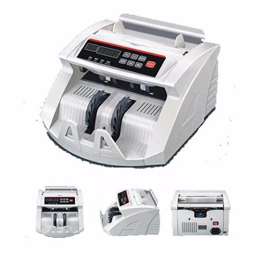 maquina contadora de dinero verficadora de billetes falsos