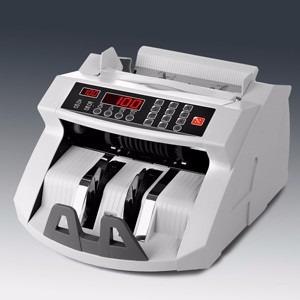 máquina contadora de dinheiro cédulas bivolt nova
