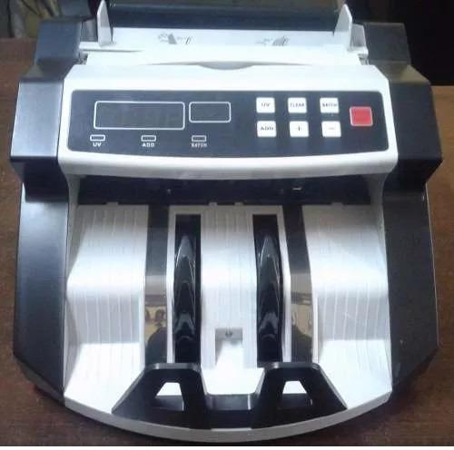 maquina contadora verificadora de billetes