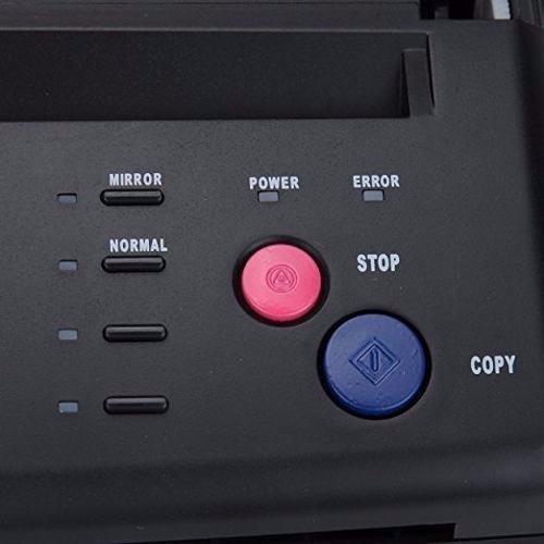 máquina copiadora impresora plantilla tatuajes tatuar w01