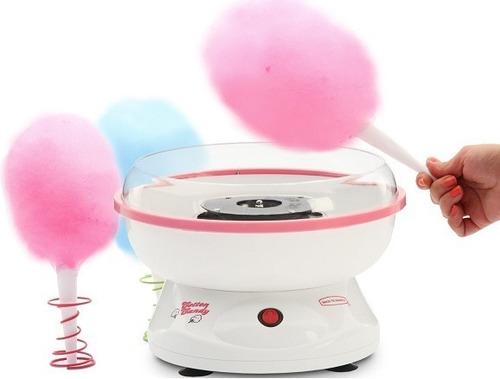 maquina copos de azucar algodon hogareña gtia city-ventas