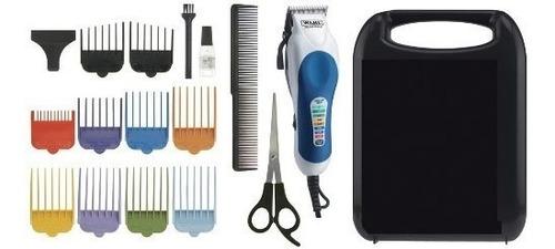 máquina corta cabello wahl color pro 17 piezas #cbyersmart