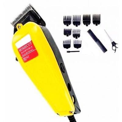 maquina corta cabelo profissional completa tesoura pentes
