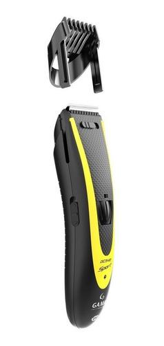 maquina corta pelo barba gama inalambrica + nasal y oido