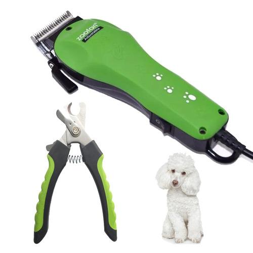 maquina corta pelo perros gatos + corta uñas 56843/ fernapet