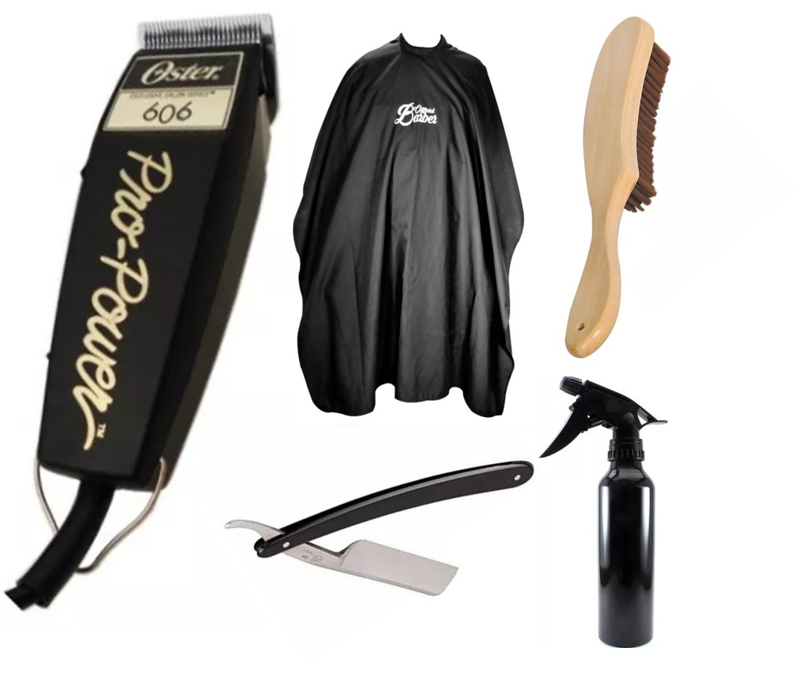 maquina corta pelo profesional barberia oster pro power 606. Cargando zoom. d34a424ebc2b