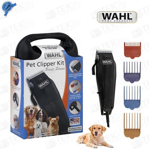 maquina corta pelo rasuradora de perro mascotas wahl