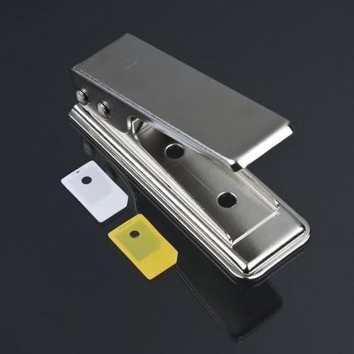 maquina corta sim a nano sim iphone 5 ipad negocio ya