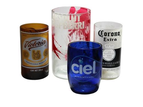 máquina cortadora de botellas de vidrio *versión premium*