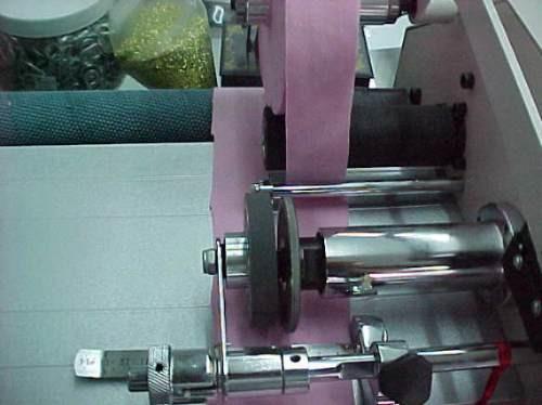 maquina cortadora de cinta bies automatica