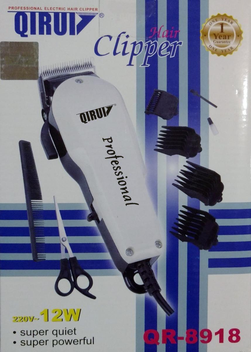 Maquina de cortar pelo qirui