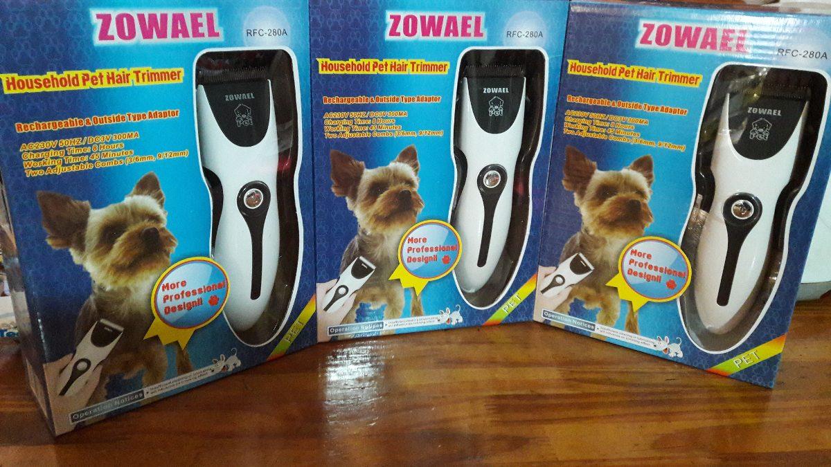 maquina cortadora de pelos para perros zowael. Cargando zoom. 9f048ac11418