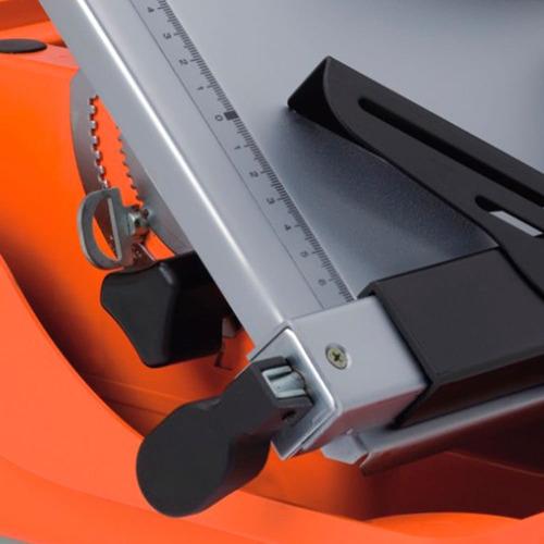 máquina cortadora de piso portátil com bancada 800w-norton-t