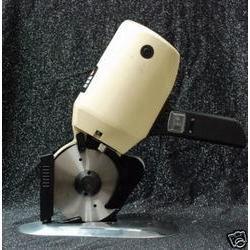 maquina cortadora de tela industrial 4 pulgadas circular
