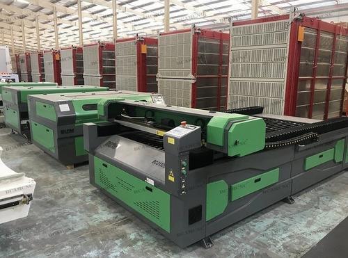 maquina cortadora grabadora a laser co2 cnc bcj1390