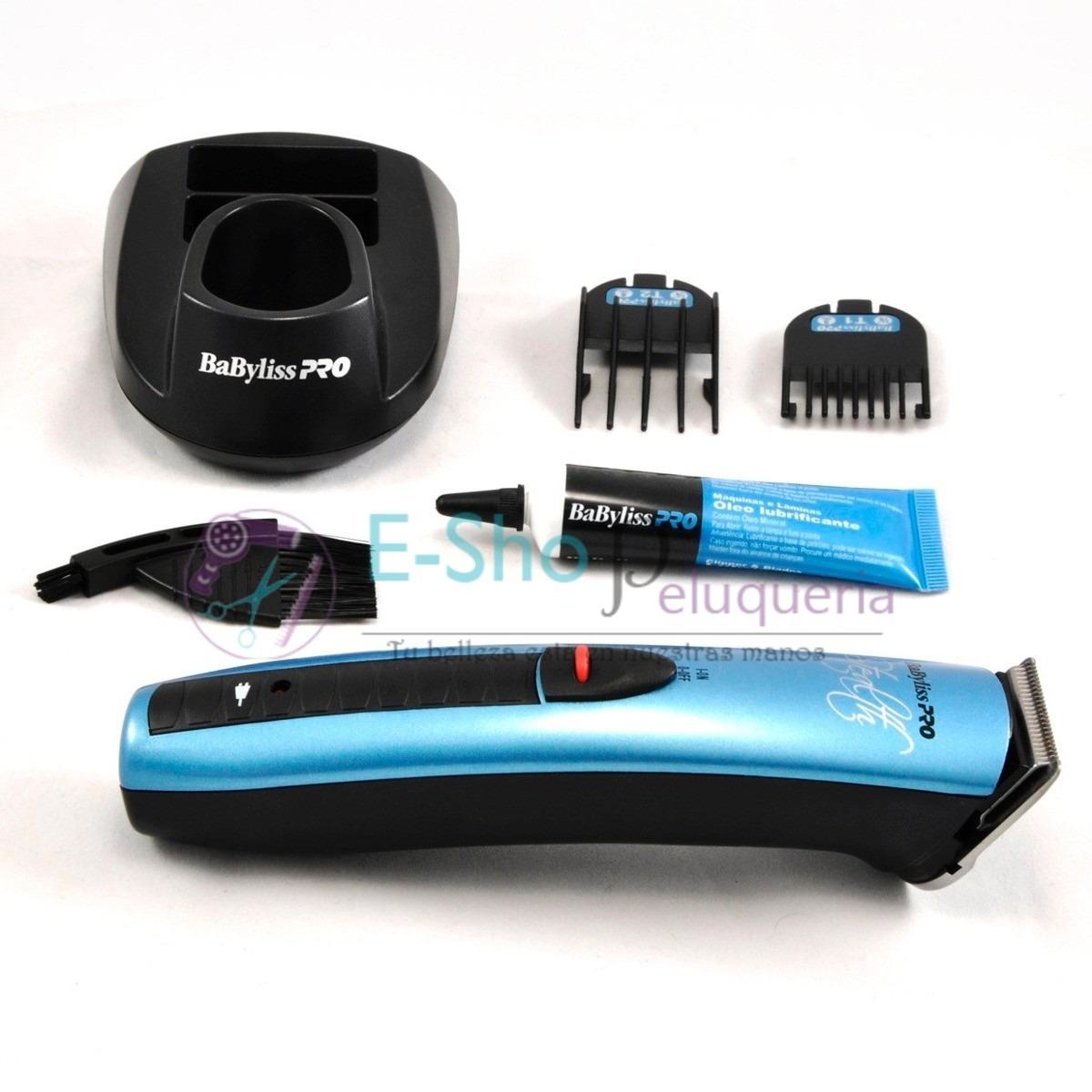 maquina cortadora patillera stealth recargable babyliss pro. Cargando zoom. 39e50e084037