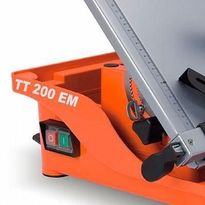 máquina cortadora piso portátil 800w 127v norton