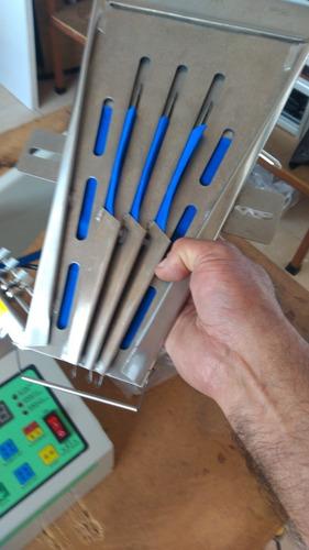 máquina cortadora y plisado para cubrebocas