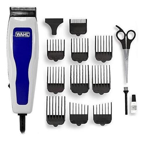 maquina cortar cabello pelo rasuradora wahl pro 15 piezas