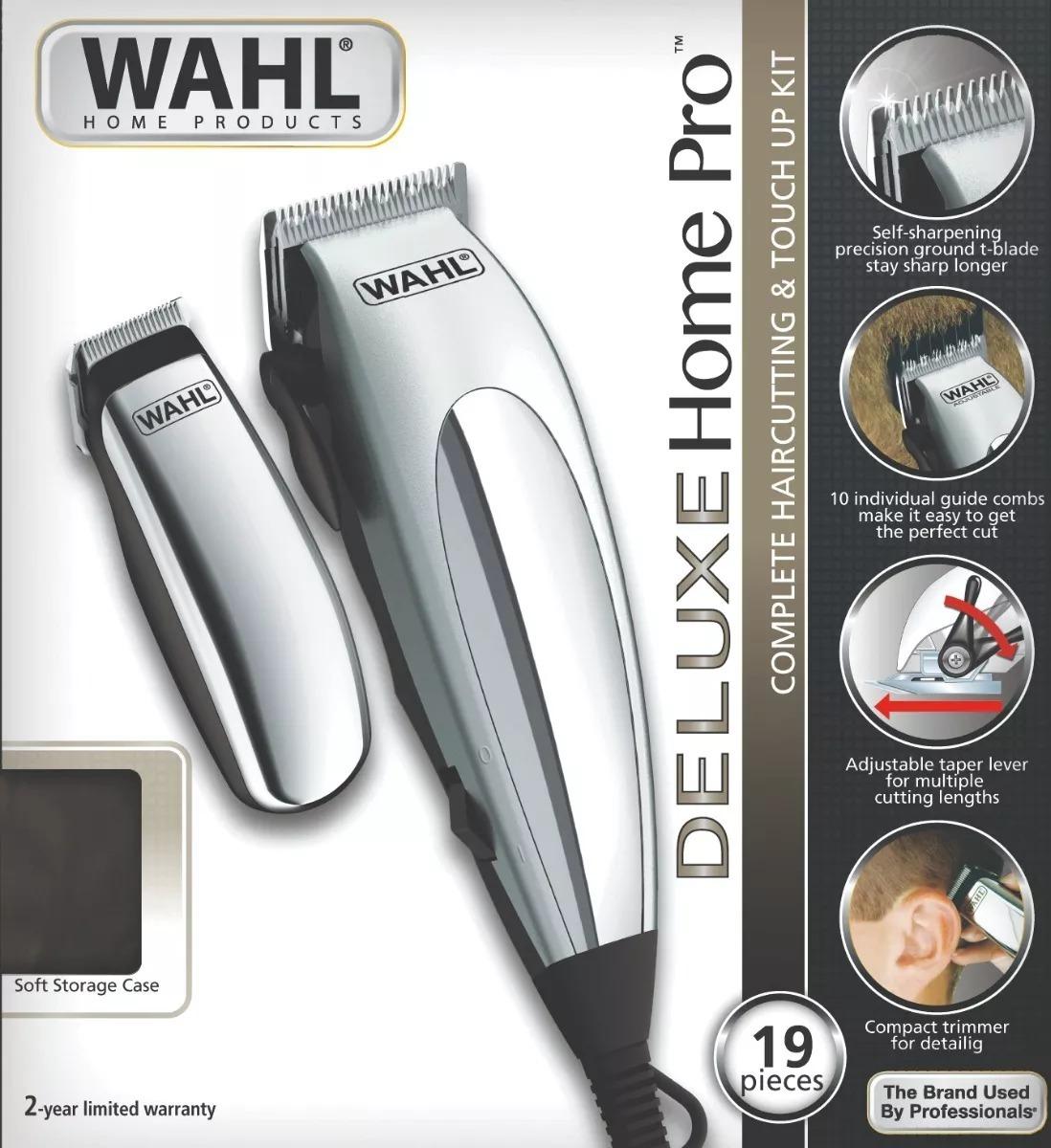 4b962295e ... barba wahl deluxe 110v · maquina cortar cabelo. Carregando zoom.