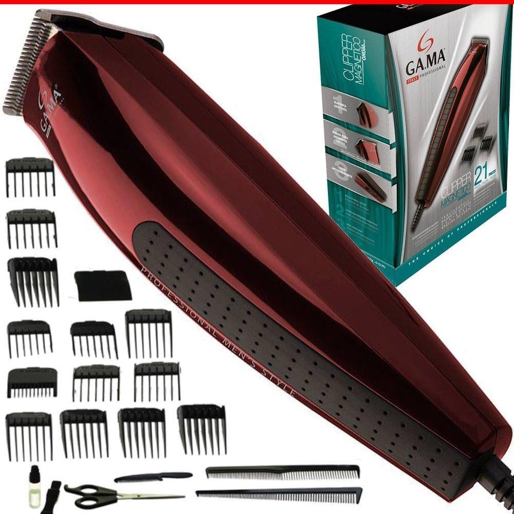 3f7c8fab6 Carregando zoom... cortar cabelo máquina · máquina de cortar cabelo gama  italy gm586 21 pç original