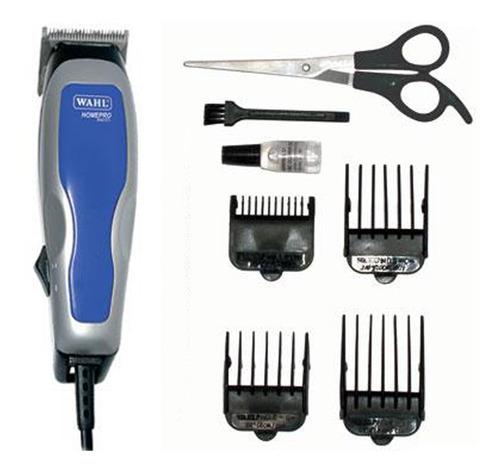 máquina cortar pelo home pro basic wahl + nasal + easy trim