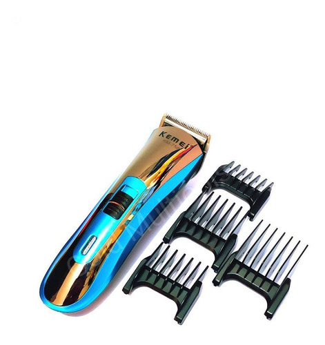 maquina corte cabelo barba recarregável  758 bivolt