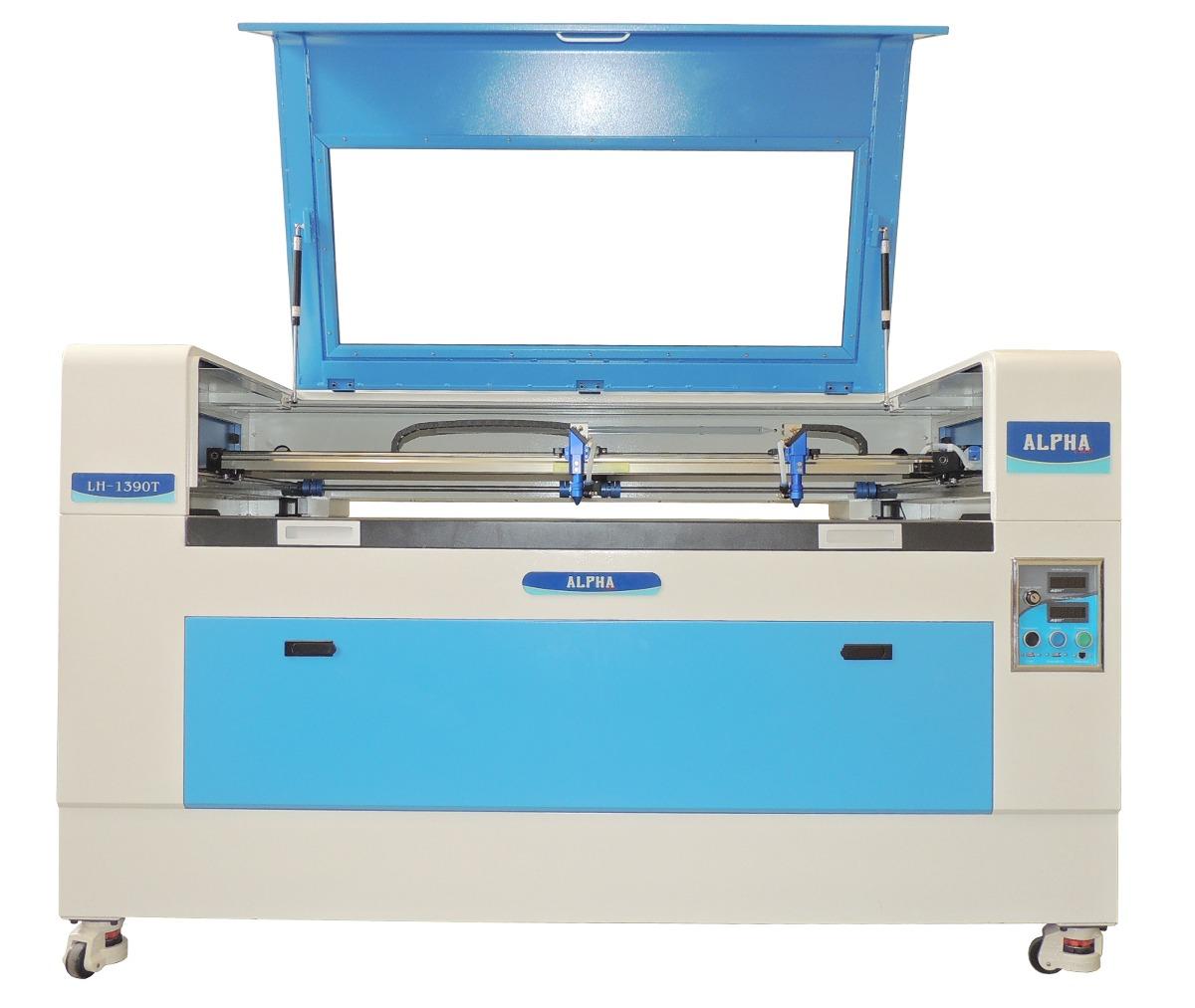 1e333fcfc máquina corte e gravação laser 2 canetas 1300x900mm chaveiro. Carregando  zoom.