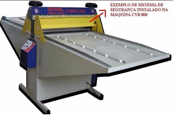 ad075fa4b Maquina Corte E Vinco Cvbna800 Ideal Caixas De Pizza - R$ 14.500,00 ...