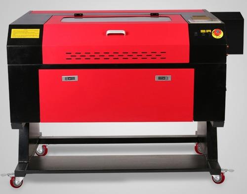máquina corte grabado láser mdf acrílico fomix foami cuero