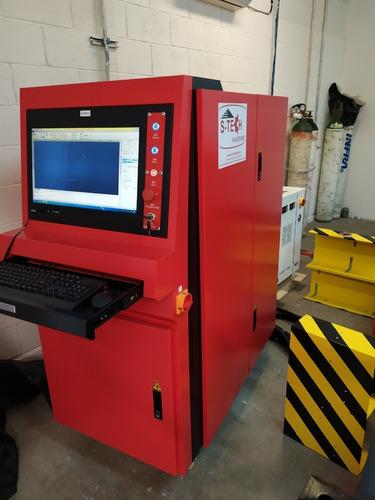 maquina corte láser de fibra 1000w