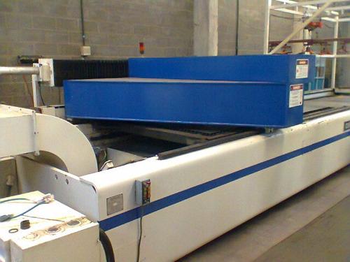 máquina corte laser metais compativel trumpt 1200wts