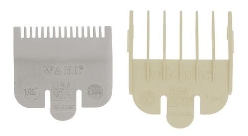 máquina corte wahl super taper v5000 220v + kit disfarce