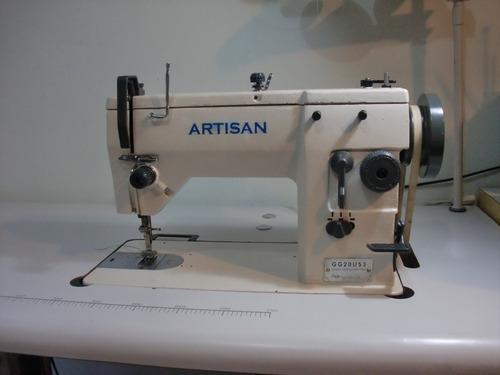 máquina coser artisan