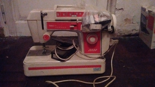 maquina coser (godeco)