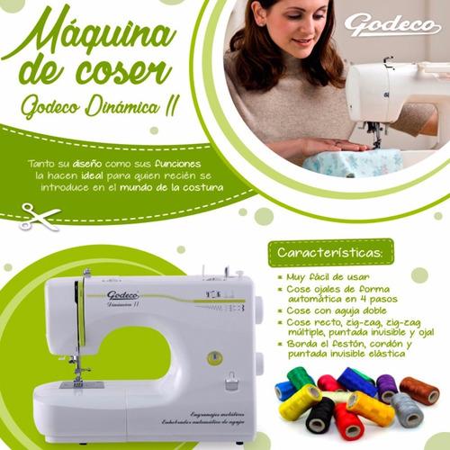 máquina coser godeco