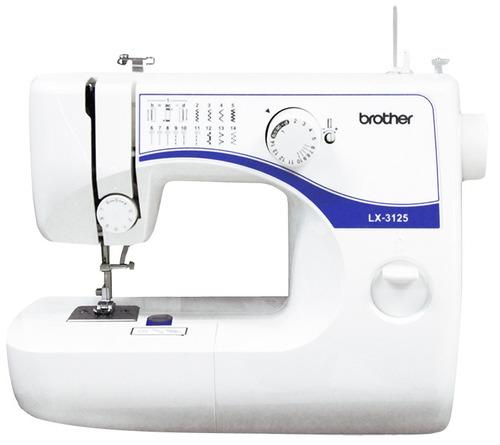 máquina coser lx 3125 compacta 14 puntadas incorporadas