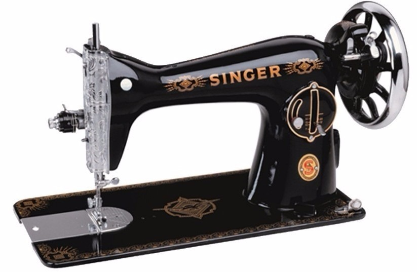 Maquina De Coser Singer Negrita Como Nueva - Bs. 0,01 en