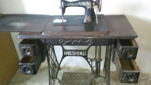 máquina coser singer.