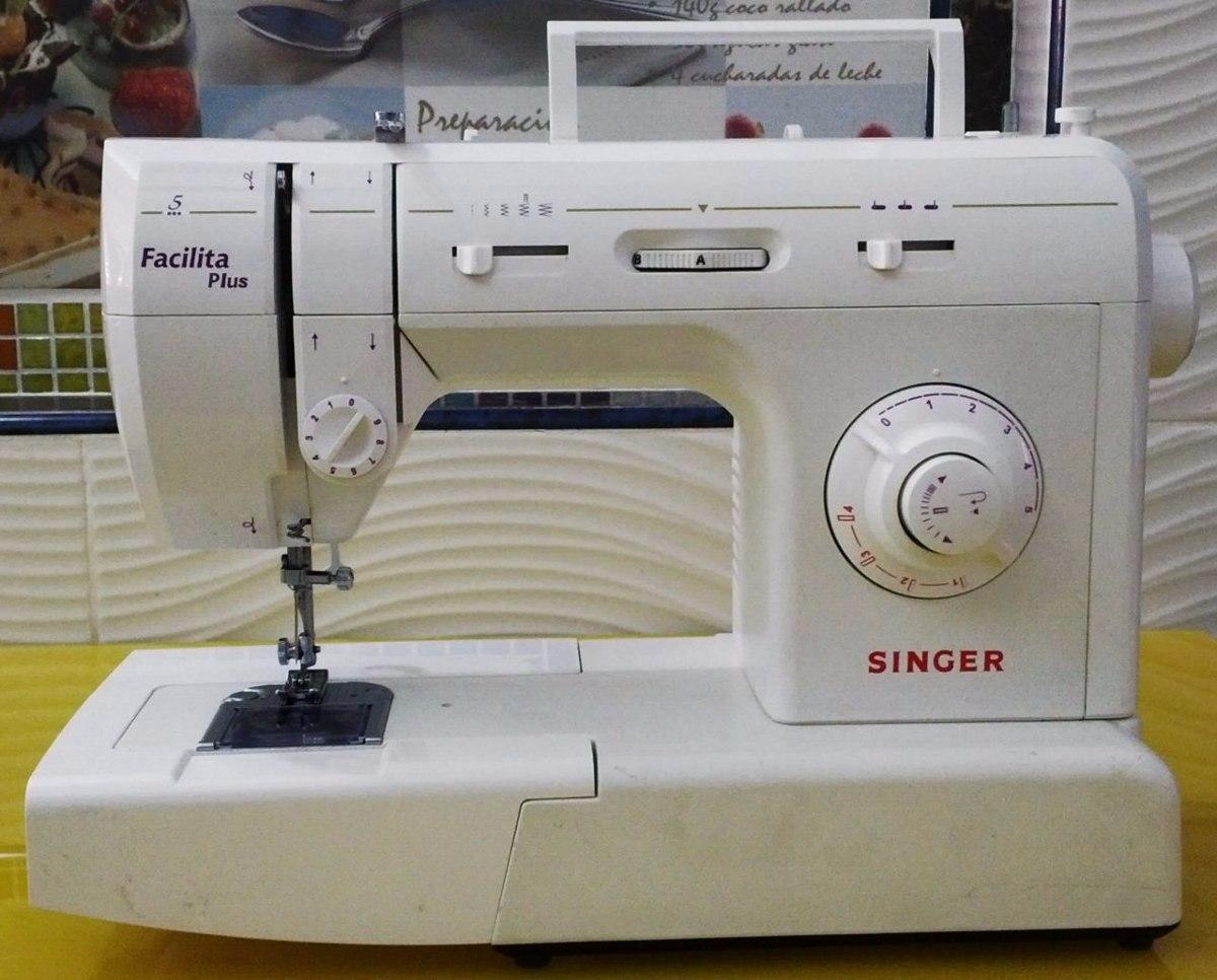 Maquina Coser Singer Facilita Plus Modelo 9985 - Bs. 4,35