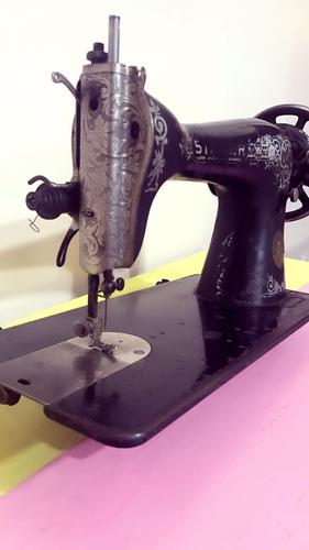 máquina coser singer fileteada impecable estado cabezal exc