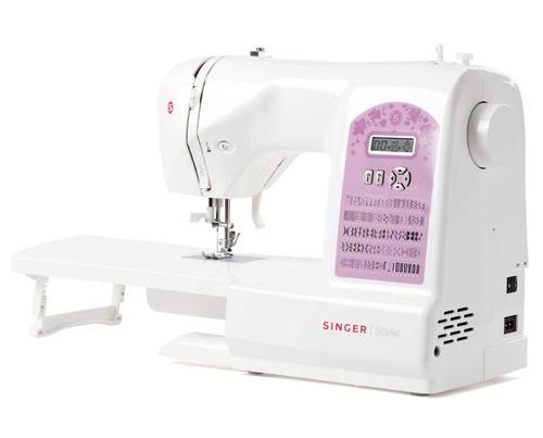 maquina coser singer modelo (6699) 100puntadas nueva en caja