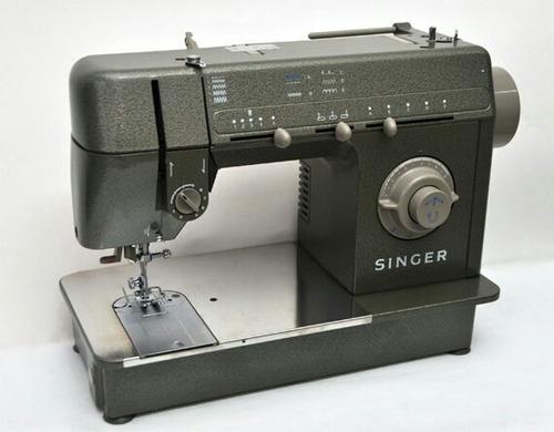 maquina coser singer semi industrial hd205