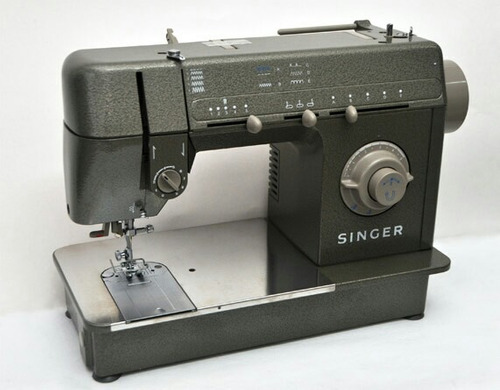 maquina coser singer semi industrial hd205 recta zig zag