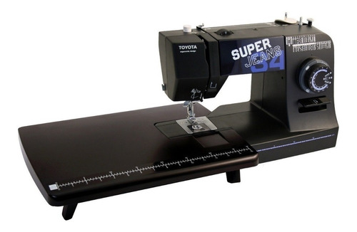 maquina coser toyota super j34 + mesa extensible cuota