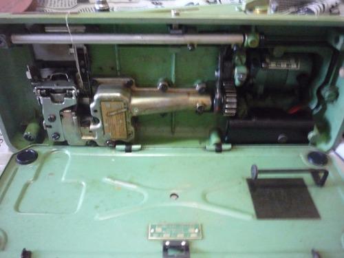 maquina costura alema case original  zundapp   /motocicleta/